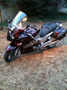 My 2007 Yamaha FJR1300A
