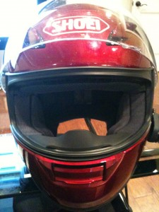 The Shoei RF-1100 Helmet – A Real World Test