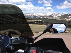 Rocky Mountain National Park, summit