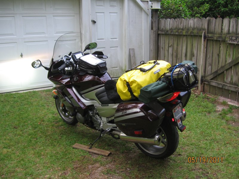 Getting ready to head to Murphy, NC