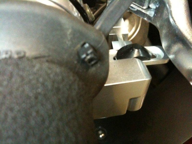 Throttle Side Heated Grip Wire