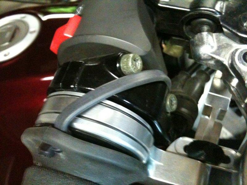 Throttle Side Wire WFO
