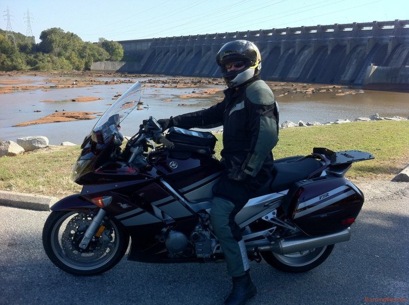 Kerr Lake Dam