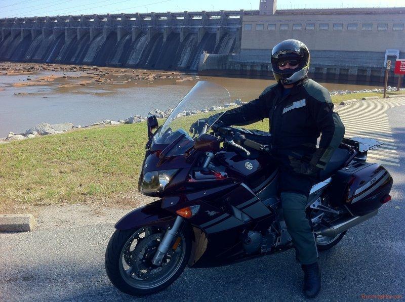 Kerr Lake Dam Again