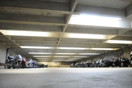 Parking Garage for Feej