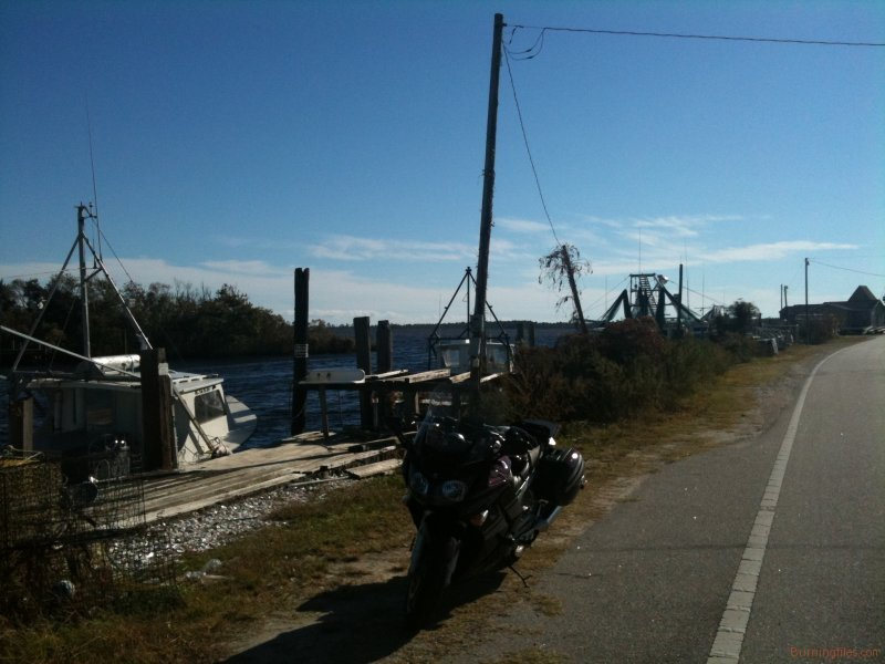 Along US264