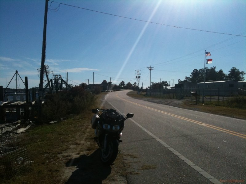 Bike on US264