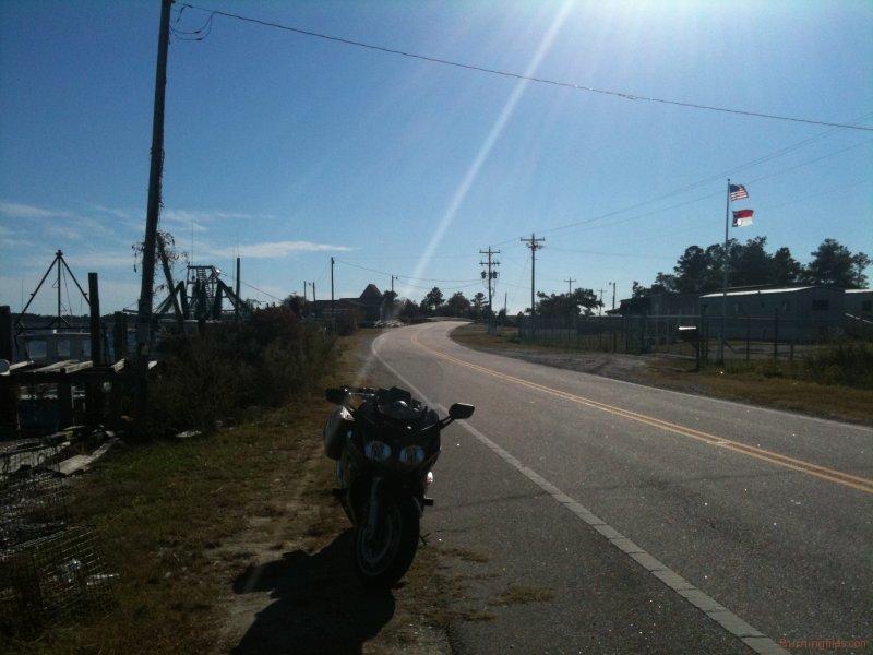 Bike on US264